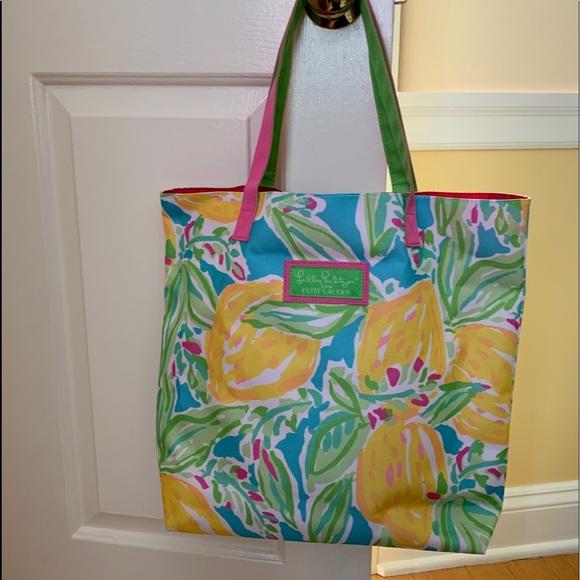 Lilly Pulitzer Handbags - Lilly Pulitzer bag
